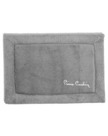 Pierre Cardin Memory Foam Bath Mat Grey 40x60cm