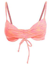 Piha Adjustable Underwire Moulded Bikini Top Orange
