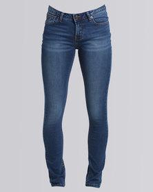 Polo Anastasia Fashion Jeans Meduim Wash