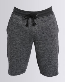 Polo Sport Mens Slub Fleece Short Grey