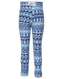 Precioux Basic Leggings Blue