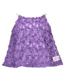 Precioux Hanky Top AUT Purple
