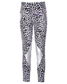 Precioux Animal Styled Pants Multi