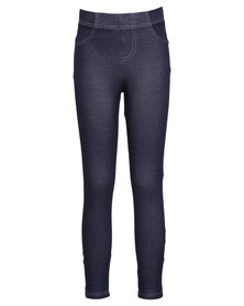 Precioux Jeggings Indigo