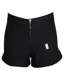 Precioux Layering Shorts Black