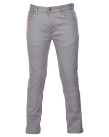 Primal Industries Denim Search and Destroy Jeans Grey