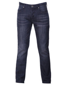 Primal Industries Denim Walk This Way Denim Jeans Blue