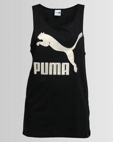 Puma Archive No1 Logo BF Vest Black