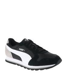Puma Street Runner Nylon Sneakers Black
