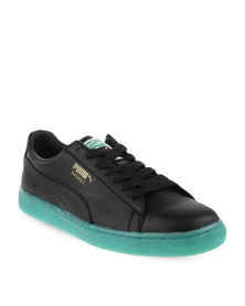 Puma Basket Gum SYN DP Sneakers Black