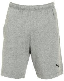 """Puma ESS 8"""" Bermuda Shorts Grey"""