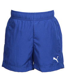 Puma Essential Shorts Blue