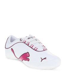 Puma Soleil Cat Sneakers White