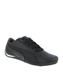 Puma Drift Cat 5 Lea Sneaker Black