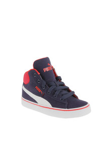 Puma 1948 Mid Vulc CV Jr Sneakers Blue
