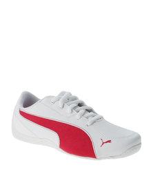 Puma Drift Cat 5 L NU Junior Sneaker White