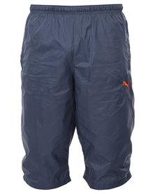 Puma BG Long Bermuda Shorts Blue