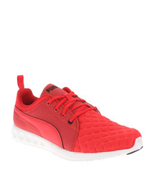 Puma Carson Runner Quilt Sneakers Red