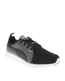 Puma Carson Runner Quilt Sneakers Black