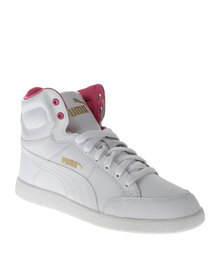 Puma Ikaz Mid Fun Sneakers White