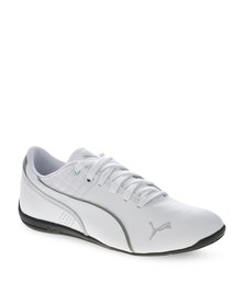 Puma Drift Cat 6 Tech Sneakers White