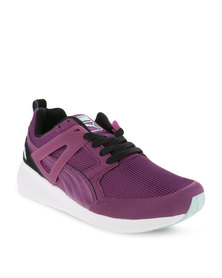Puma Aril Basic Sports Sneakers Purple