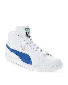 Puma Basket Mid DP Sneakers White
