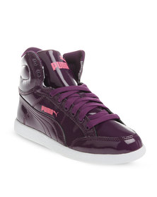Puma Ikaz Mid Glamm Sneakers Purple