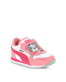 Puma Cabana Racer Jerry Low-Cut Sneakers Pink