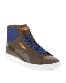 Puma Archive Lite Hi Rugged Sneakers Brown