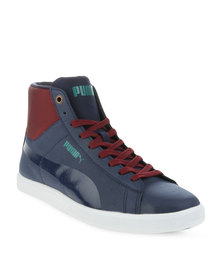 Puma Archive Lite Hi Rugged Sneakers Navy