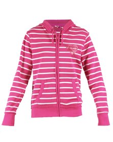 Puma Love Sweat Jacket Pink