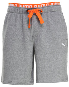 Puma Casual Slick Shorts Grey
