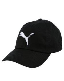 Puma ESS Cap Black