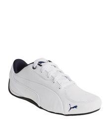 Puma Drift Cat 5 LEA Sneakers White
