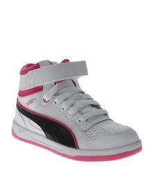 Puma Liza Mid Sneakers Jr White