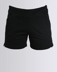 Puma Essential Shorts Black