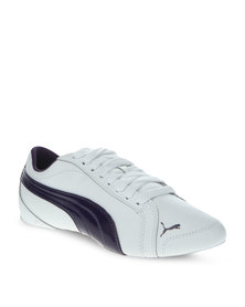 Puma Janine Dance Sneakers White/Purple
