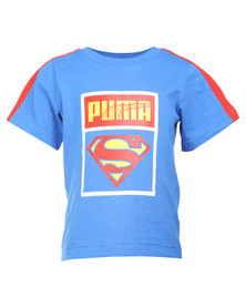 Puma Superman Tee 2B Blue