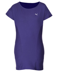Puma ACTIVE Forever Dress Blue