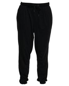 Puma Style PB Drapy Pants Black
