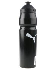 Puma Performance Water Bottle Plastic 1 L Black