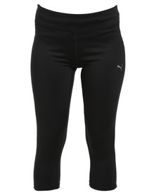 Puma Performance Running 3/4 Tight Black