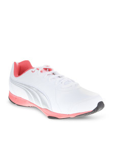 Puma Performance Flextrainer Training Shoes White