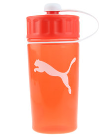 Puma Performance Water Bottle Sport Red
