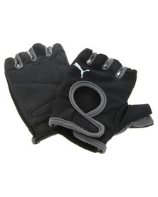 Puma Perfomance Gym Gloves Black