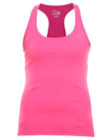 Puma Performance Ess Gym Long Tank Pink
