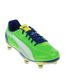 Puma evoSPEED 5 SG Soccer Boots Green