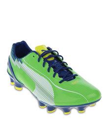 Puma Evospeed 1 FG Soccer Boots Green