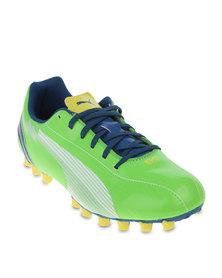 Puma Evo Speed Soccer Boots Green